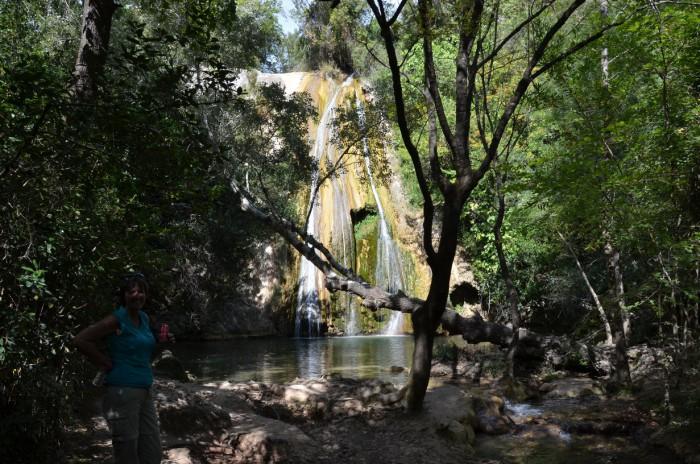 Waterval Cotignac