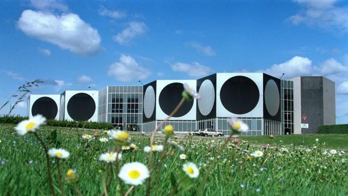 Fondation De Vasarely