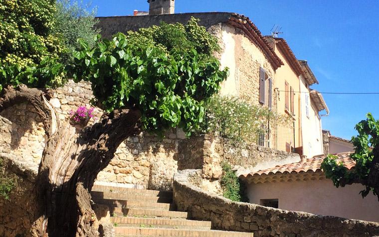 Villecroze Village