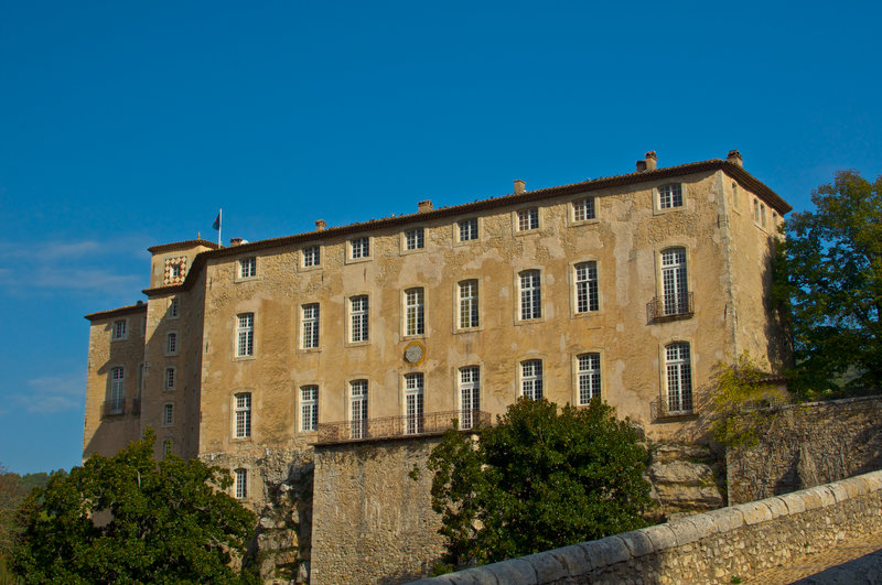 Chateau Entrecasteaux