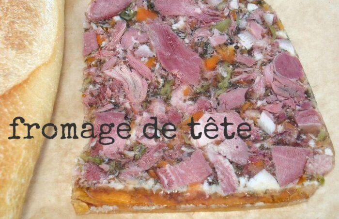 Enge vleessoorten bij de Franse slager